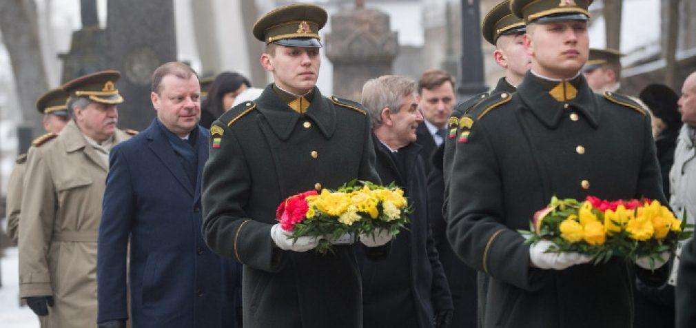 Minime Lietuvos valstybės atkūrimo 99-ąsias metines