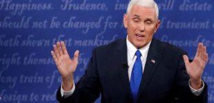 Viceprezidentas M. Pence atsisakė pasinaudoti 25-ąja Konstitucijos pataisa ir nušalinti D. Trampą nuo valdžios