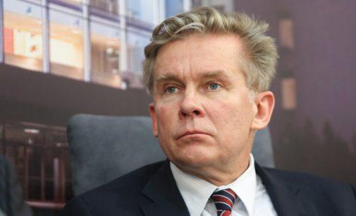 Konservatorius reiškia pretenzijas Lenkijos užsienio reikalų ministrui dėl pozicijos Ukrainos atžvilgiu