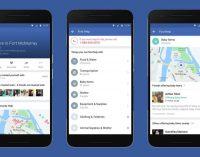 """Facebook pridės savitarpio pagalbos opciją stichinių nelaimių atvejams """"Community help"""""""