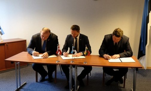 Baltijos šalių gynybos ministrai sutarė dėl paprastesnio NATO pajėgų judėjimo