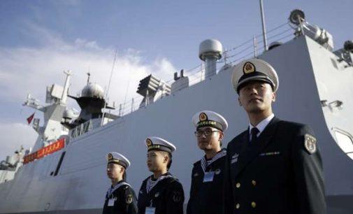 Kinija treniruojasi prieš galimą konfliktą su JAV