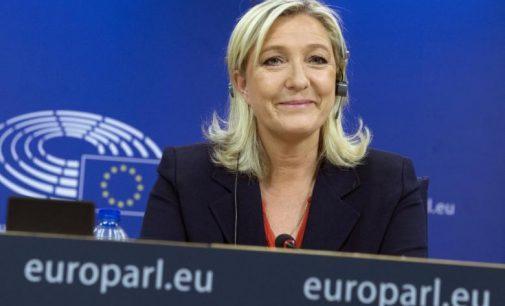 "FAZ: Marine Le Pen pergalė Prancūzijos rinkimuose taps ""ES pabaiga"""