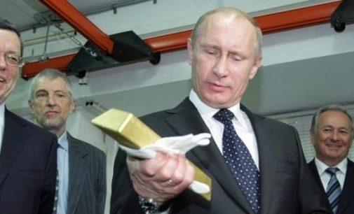 Rusija atsisako dolerio Nacionalinio turto fonde
