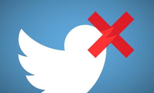 Žodžio laisvė: Twitter užblokavo 10 tūkst. paskyrų, apie pusė jų – iš Artimųjų Rytų
