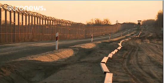 Vengrijos pasienio tvora