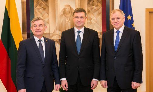 Seimo pirmininkas: Astravo AE turi rūpėti visai Europos Sąjungai