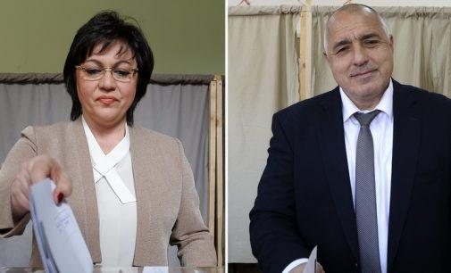 Rinkimuose Bulgarijoje nugalėjo provakarietiška partija