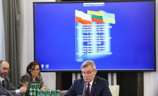 """Seimo Pirmininkas Viktoras Pranckietis: """"Smerkiame tai, kas vyksta Baltarusijoje"""""""