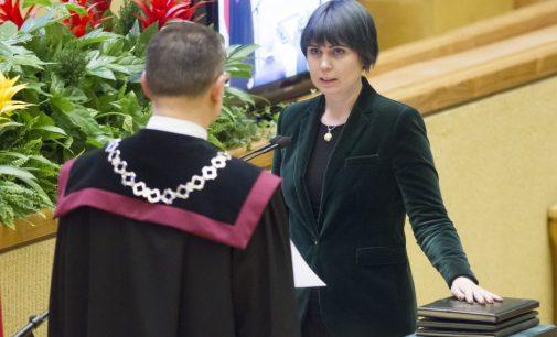 Valstiečiai ragina Dovilę Šakalienę atsisakyti Seimo nario mandato gauto kandidatuojant  LVŽS sąraše