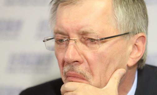 Gediminas Kirkilas: ES evoliucija neišvengiama ir jos nereikia baimintis