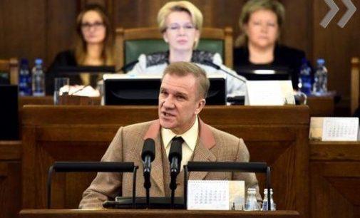 Latvijos Seimo deputatas: Latviją valdo slaptieji KGB agentai