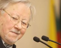 Vytautas Landsbergis. Giminės