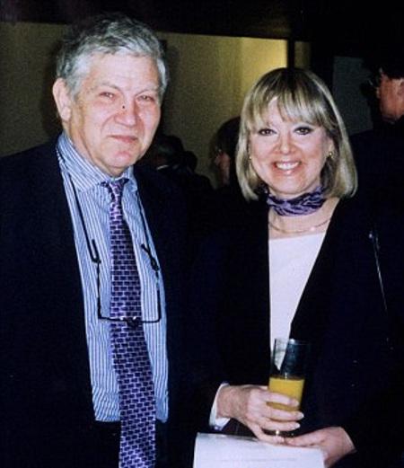 Jane Plant su vyru