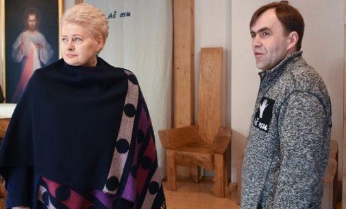 """Prezidentė: """"Besaikis alkoholio vartojimas, – milžiniška Lietuvos problema"""""""