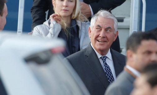 Putinas atsisakė susitikti su JAV valstybės sekretoriumi – santykiai tarp Rusijos ir JAV blogėja