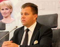 Seimas nepritarė tam, kad Mantas Adomėnas būtų patrauktas baudžiamojon atsakomybėn