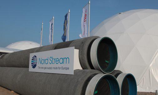 """Danija siūlo pakeisti teisės aktus, kad galima būtų užblokuoti """"Gazprom"""" dujotiekį"""