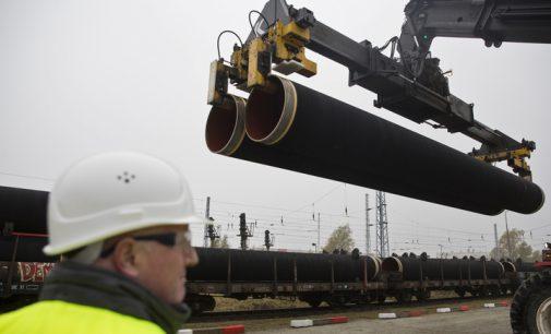 """Jautriu dujotiekio """"Šiaurės srautas-2"""" klausimu Vokietija turi padaryt tai, kas atrodytų neįmanoma"""