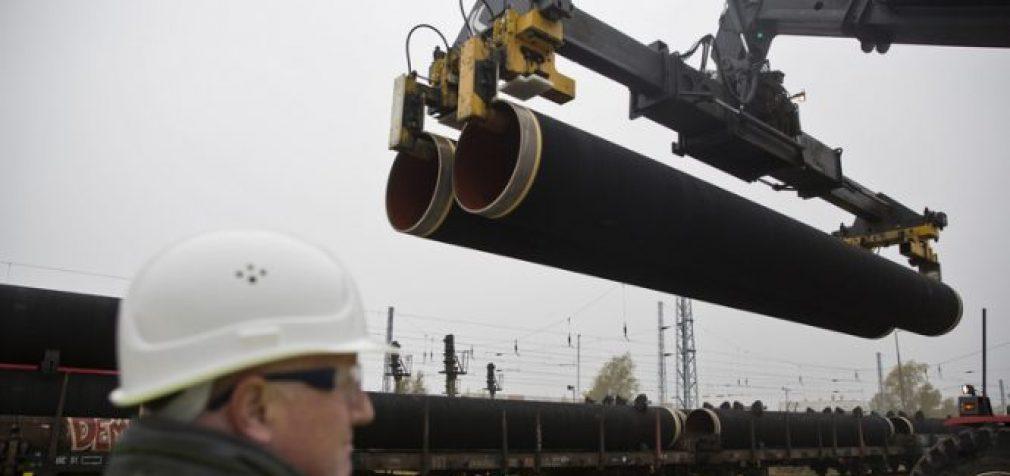 """Nord Stream-2"" tampa ""Gazpromui"" lagaminu be rankenos"