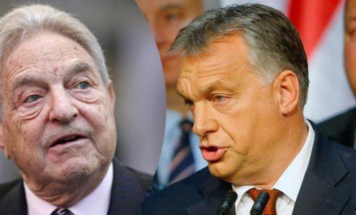 Vengrija teigia, jog JAV milijardierius Sorosas stimuliuoja nelegalią migraciją