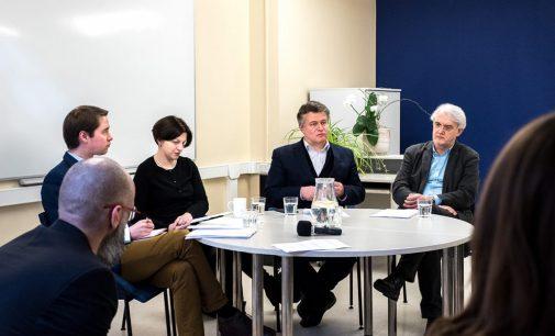 Lietuvoje savo veiklą atnaujina JAV milijardieriaus Džordžo Soroso fondas (ALF)