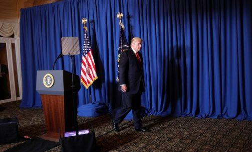 Jungtinėse Valstijose spėliojama – ar už Trampo smūgių į Siriją nestovėjo Putinas