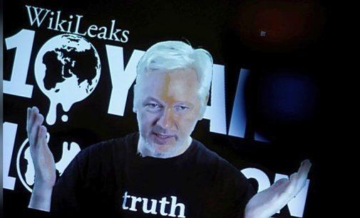 Džulianas Asandžas: Vašingtonas grasina ne tik WikiLeaks, bet ir visai žodžio laisvei
