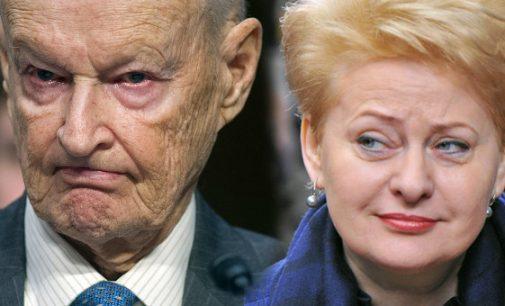 Prezidentė dalia Grybauskaitė pareiškė užuojautą dėl akademiko Zbignevo Bžezinskio mirties