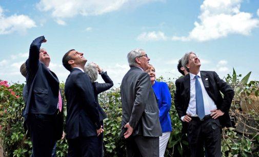 Didžiojo septynetuko (G7) daugiau nebėra