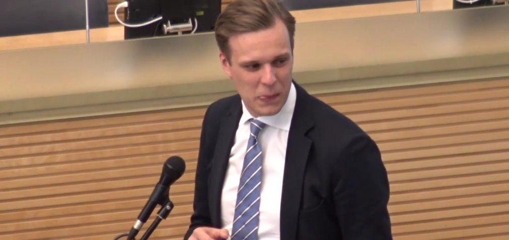 Seimo Etikos komisija pradės tyrimą dėl G. Landsbergio galimai pažeistų viešųjų ir privačiųjų interesų