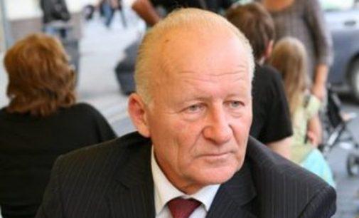 """Juozas Imbrasas įveikė """"Rubikoną"""""""