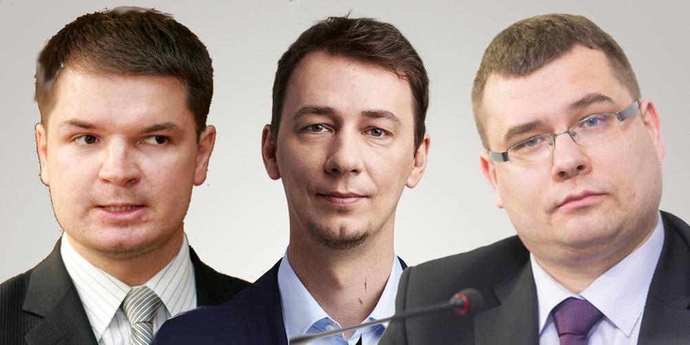 V. Kernagis, L. Kasčiūnas, P. Saudargas