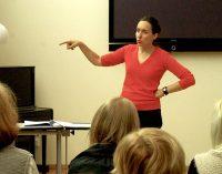 Sandra Bernotaitė: Esu iš tų rašytojų, kurie tiki, kad literatūra gali pakeisti pasaulį