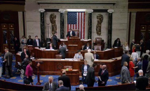 JAV atstovų rūmai –  už sankcijų Rusijai sugriežtinimą