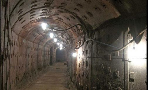 Times: Bunkeriai po Maskva liudija, jog Putinas rengiasi Armagedonui
