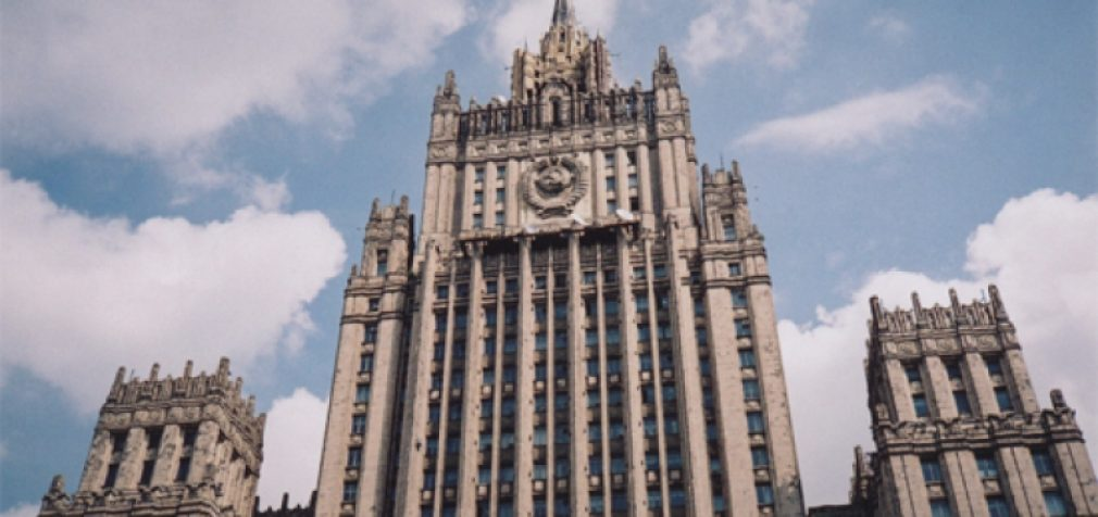 Rusija išsiunčia Baltijos šalių diplomatus