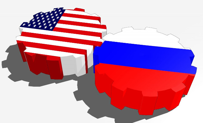 Rusija - JAV