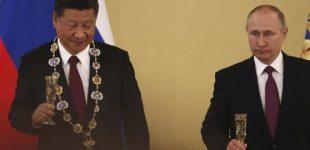 Kinija ir Rusija saugos viena kitą nuo Vakarų šalių šmeižto ir išpuolių