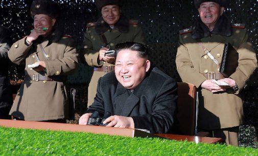 Žaidimas baigtas, Šiaurės Korėja nugalėjo