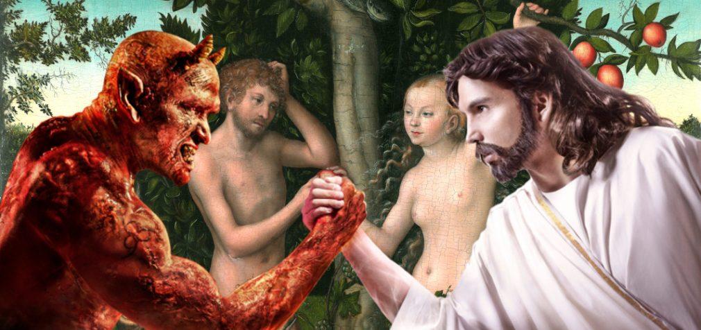 Dievo ir Šėtono amžių kova dėl žmogaus sveikatos