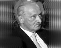 Martinas Heidegeris ir Veimaro Respublikos laikotarpio filosofija