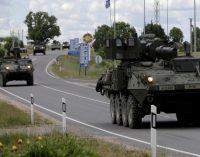 Politinės partijos pasirašė susitarimą iki 2030 metų padidinti kariuomenės finansavimą sieksiantį 1,5 milijardo eurų