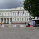 Daukanto aikštė - Prezidentūra