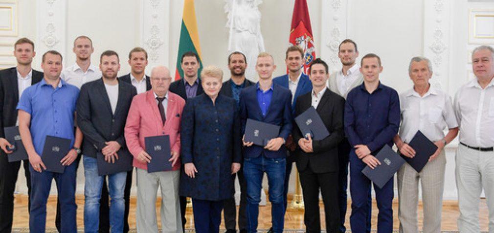 Tyliojoje olimpiadoje garsiai skambėjo Lietuvos vardas