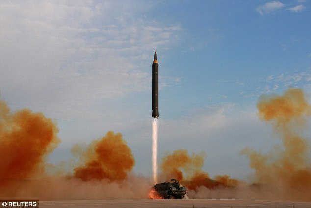 Tarpkontinentinė balistinė raketa