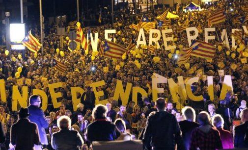 """Ispanijos MIP priskyrė katalonus """"penktajai Kremliaus kolonai"""""""