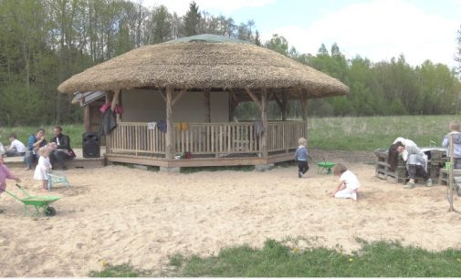 Parengtas projektas dėl lauko darželių Lietuvoje įteisinimo