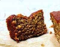 Didingas ir drėgnas medaus pyragas – meduolis