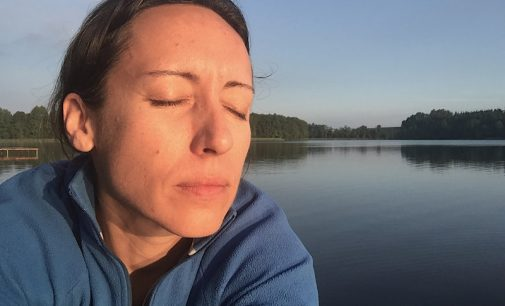 Sandra Bernotaitė. Kaip reikia grįžti į Lietuvą